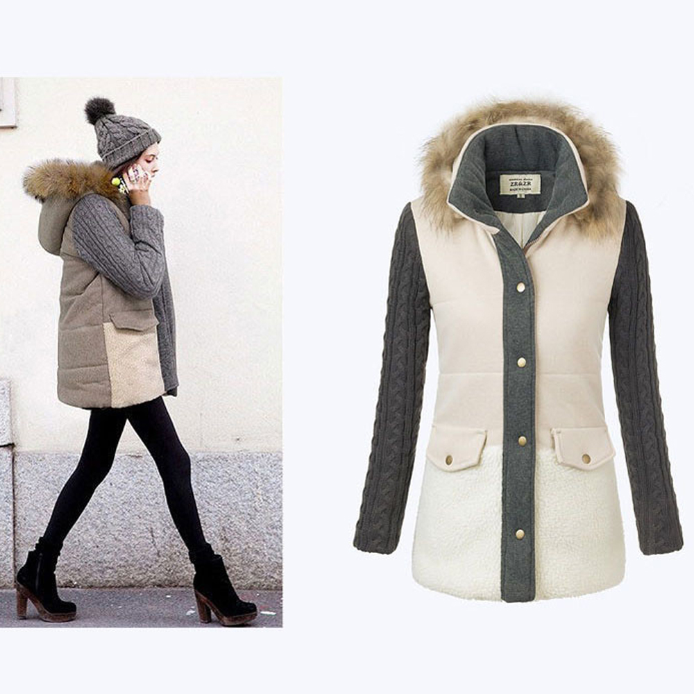 Warm Winter Coats For Women Photo Album - Reikian