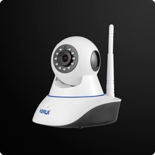 W2 WiFi GSM PSTN RFID Home Alarm Security System Wireless Touch Display ISO Adroid App with IP Camera Smoke Detector