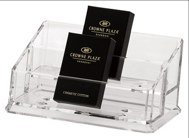 Fancy crystal clear business card glass acrylic restaurant table fancy crystal clear business card glass acrylic restaurant table stand storage box display stand holder desk colourmoves