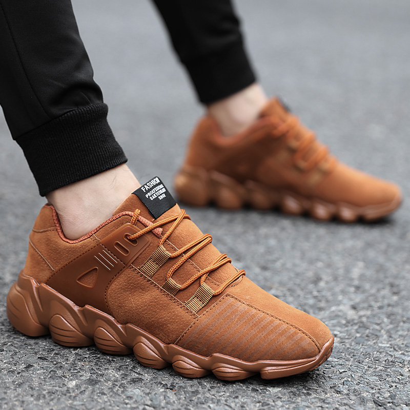 Underwear & Sleepwears Autumn/winter Running Shoes For Men Footwear Sports Shoes Jogging Walking Athletics Shoes Trainer Male Sneaker Warm Outdoor Shoe