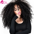 6a Brazilian Kinky Curly Virgin Hair Weave Wet And Wavy Virgin Brazilian Hair 5 Pcs Brazilian Human Hair Sew In Weave