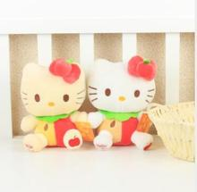 WYZHY Mixed color delivery Cute cat creative dolls Plush toys wedding gifts 18cm