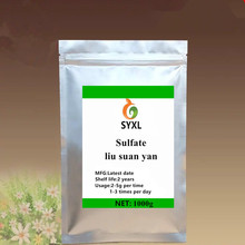 50g-1000g High Quality ISO Certificated minoxidil sulfate powder sulfate/liu suan yan/Free transportation