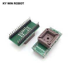 PLCC32 к DIP32 EZ Программист разъема адаптера