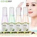 Marca Maquillaje de Cara Extracto de Oliva Hidratante Para Blanquear Protector Solar Corrector Crema de Fundación 80 ml Anti-Ultravioleta Belleza Cosmética