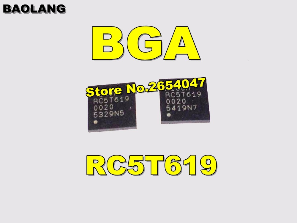 1pcs RC5T619 BGA