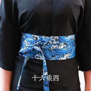 Image 2 - גבוהה באיכות סופר מועדף יפני קימונו hanfu פנג עתיק אתני רוח מותניים חגורת אבנטים