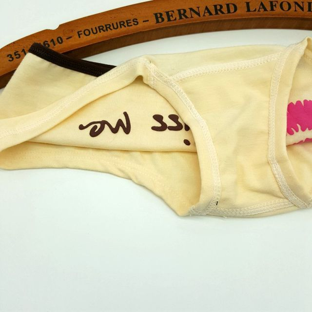 Woman underwear made from pure cotton 8065