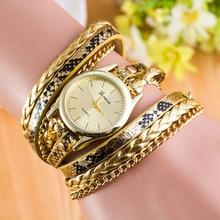 Bracelet Watches women Fashion ladies watch crocodile snake  Ladies Womans Wrist relojes mujer montre femme relogio feminino kol стоимость