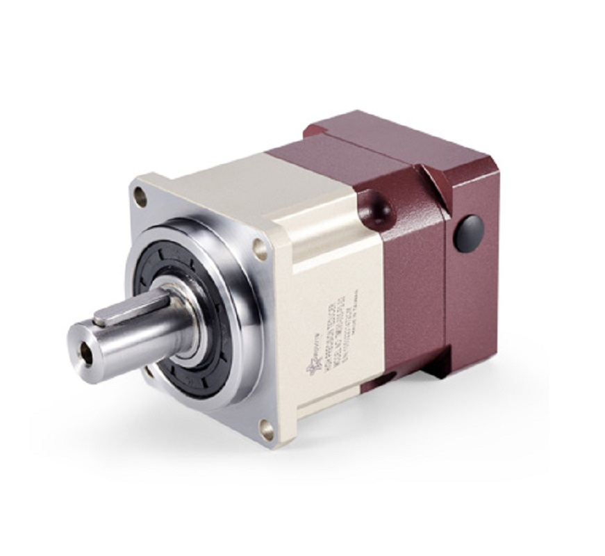 TM115-010-S2-P2 High precision helical planetary gear reducer Ratio 10:1 for 1.5kw 110mm 130mm AC servo motor plf120 10 s2 p2 130mm planetary gear reducer ratio 10 1 for 100mm ac servo motor shaft 19mm
