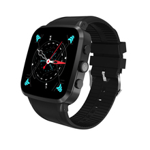 fashion smart watch Sports health Android 5.1 Waterproof metal GSM GPS bluetooth WIFI video recording mic Wireless pedometer