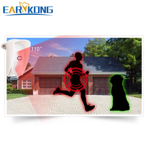 Image 5 - Outdoor Waterproof Wireless Animal Immune Infrared Detector 433MHz Long Working Distance For Home Burglar Wifi /GSM alarm system
