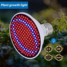 цена на CanLing Full Spectrum E27 220V LED Plant Grow Light Bulb 15W 20W Fitolampy Phyto Lamp For Indoor Garden Plants Flower Grow Tent