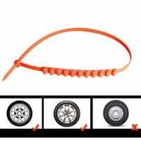 10Pcs Winter Anti Skid Chains Fo Car Truck Snow Wheel Tyre Tire Thickened Tendon
