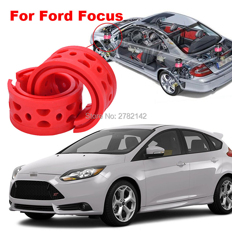 High-quality Front /Rear Car Auto Shock Absorber Spring Bumper Power Cushion Buffer For Ford Focus  high quality front rear car auto shock absorber spring bumper power cushion buffer for volvo xc70