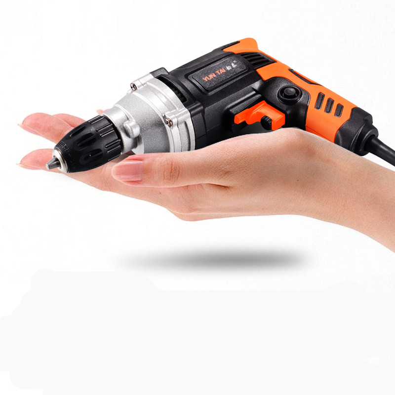 220V 780W High Power Multifunction Torque Electric Drill High Power Double Reduction Electric Hand Drill For Perforator