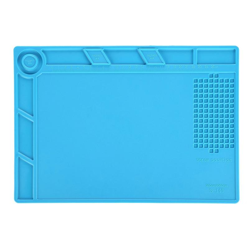 Tappetino magnetico per riparazioni per riparazioni per telefoni - Set di attrezzi - Fotografia 2