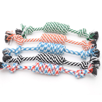 Knot Cotton Rope Dog Toy 1