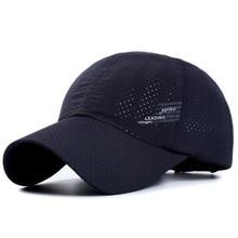 10810d2020f Canjoyn Summer Spring Small Hole Baseball Cap Snapback Fashion Bone Hats  For Men   Women Cap