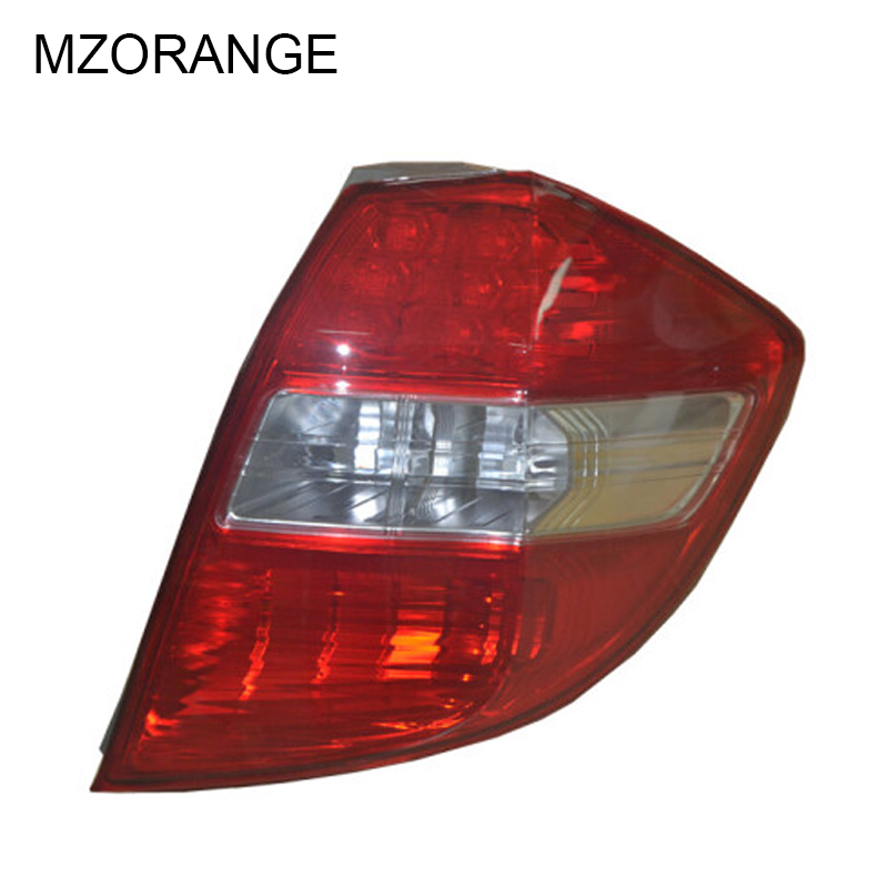 For HONDA FIT JAZZ 2012 2013 GE6 GE8 Left Right Tail Light Tail Lamp Rear Brake Lamp Back Up Light On The Left Side Light цена