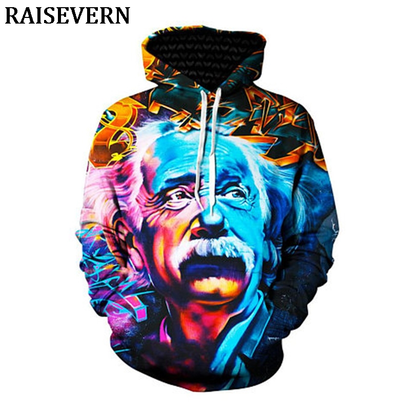 Fine Raisevern Dinosaur Sloth Galaxy Euro Size Men Hoodies Sweatshirts 3d Print Zipper Sweatshirts Cap Tops Men Hooded Nebula Jacket Men's Clothing