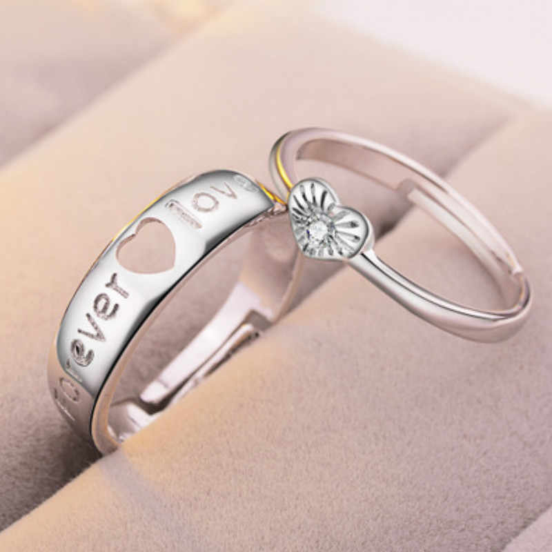 Detail Feedback Questions About New Fashion Love Match Zircon