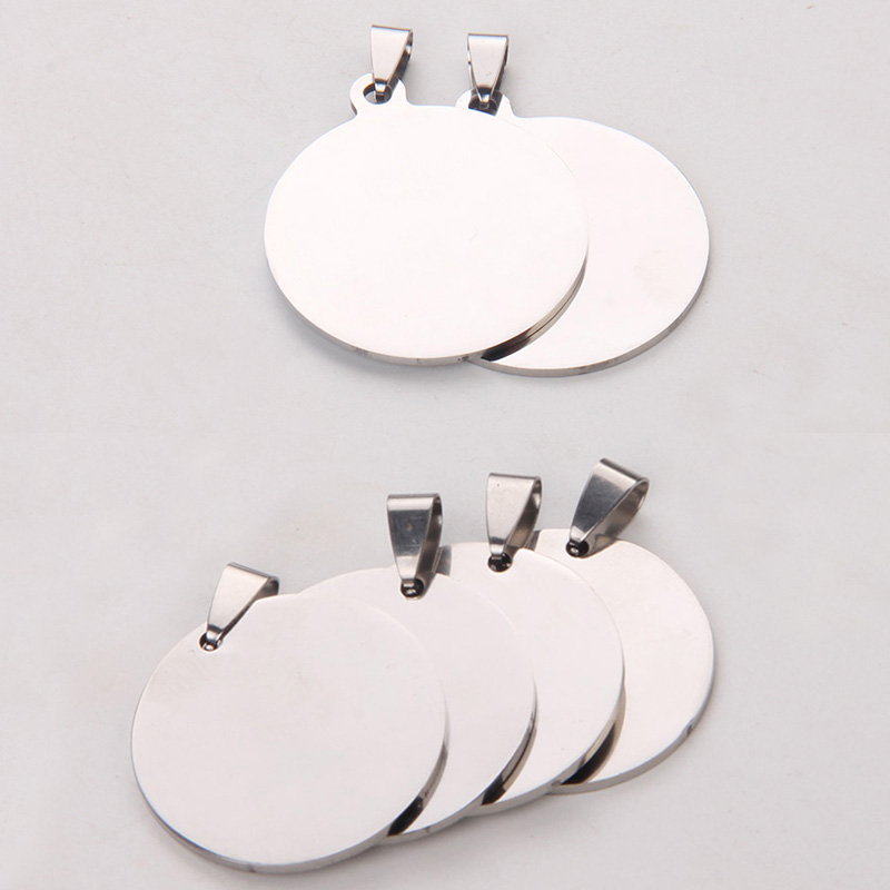 Accepter livraison directe 100 pièces en acier inoxydable charme bijoux accessoires pour collier/Bracelet YP6900