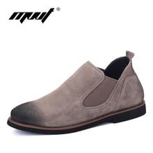 Genuine leather shoes men flats Retro classics men's oxford Brand top quality men's shoes Comfort men's footwear chaussure homme