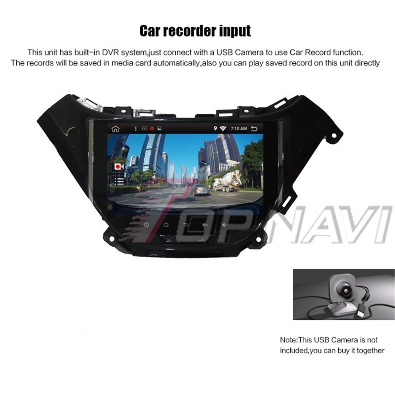 car media player For Chevrolet Malibu 2016