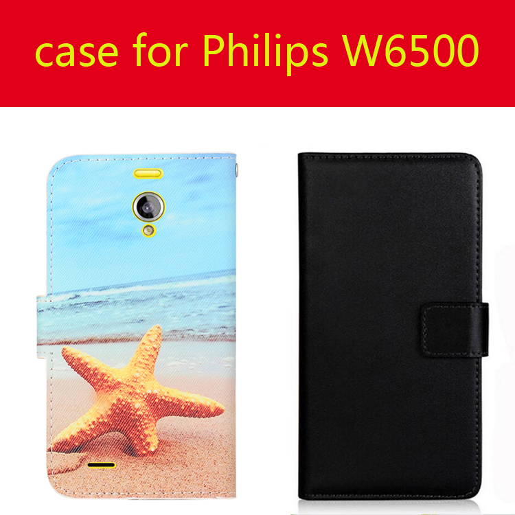 11 Colors Hot! For Philips S337 Case,High Quality Leather