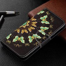 Luxury PU Leather Wallet Flip Phone Case For Sony Xperia XA3 XA2 L2 Z3 Z5 Mini Compact M4 Aqua Cute Case Wallet Flip Cover DP07Z mooncase sony xperia z5 compact z5 mini чехол для flip leather foldable stand feature [pattern series] a03