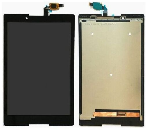 For Lenovo TB3-850F tb3-850 tb3-850F tb3-850M za18 Tablet PC Touch Screen Digitizer+LCD Display Assembly Parts Black 100% Tested lcd display touch screen digitizer assembly with frame for lenovo tab 3 tab3 8 0 850 850f 850m tb3 850m tb 850m tab3 850 white
