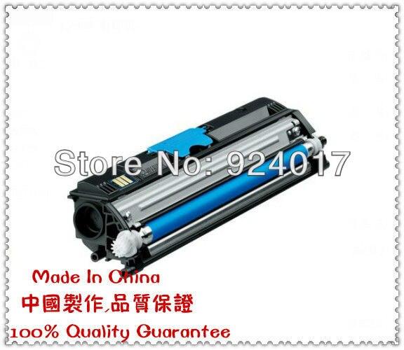 ФОТО Reset Toner For Oki C130 C110 MC160 Printer,For Oki 160 130 Toner,For Oki 44250713 44250714 44250715 44250716 Toner Cartridge