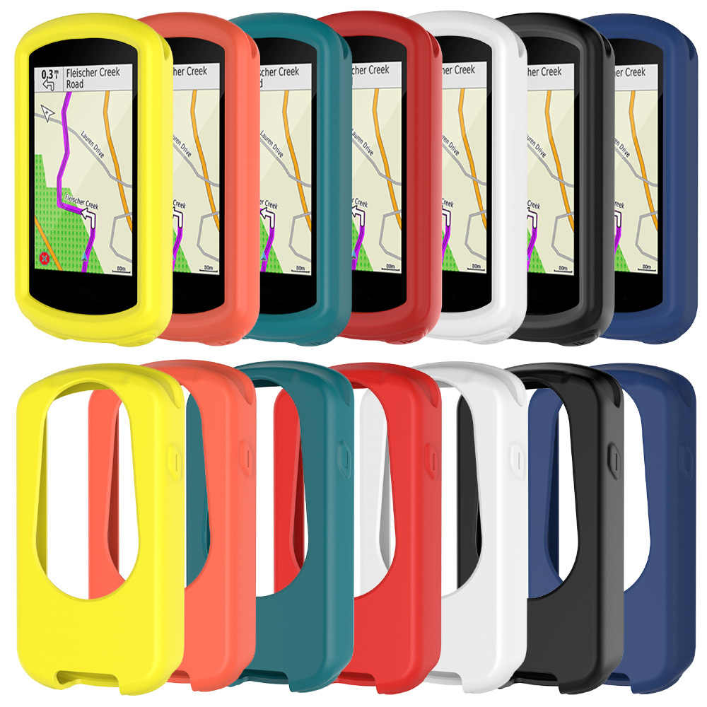 Silicone Case for Garmin Edge 1030 Cycling Computer,Bike Navi Protection Case,GPS Bike Computer Cover