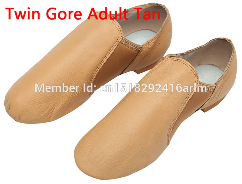 Zapatos de baile de jazz de cuero genuino Nuevas zapatillas de - Zapatillas - foto 3
