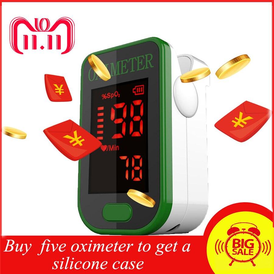 PRO-F4 Finger-pulsoximeter, herz Schlagen Zu 1 min Sättigung Monitor Puls Herz Rate Blut Sauerstoff SPO2 CE Zustimmung-Grün