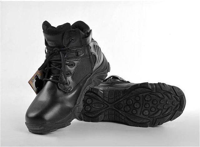Delta Military Tactical Boots Desert Combat Outdoor Army