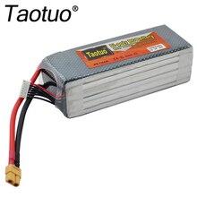 Taotuo Puissance Lipo Batterie 22.2 V 10000 mAh 6 S 30C XT60 Pour RC Voiture Avion Hélicoptère Quadcopter Pièces Drone au lithium Bateria