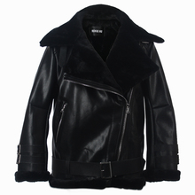 Ceket Promotion 2016 Leather Jacket Men Time-limited Fashion Zipper Made Custom Clothing And British Pilots Winter Coat For