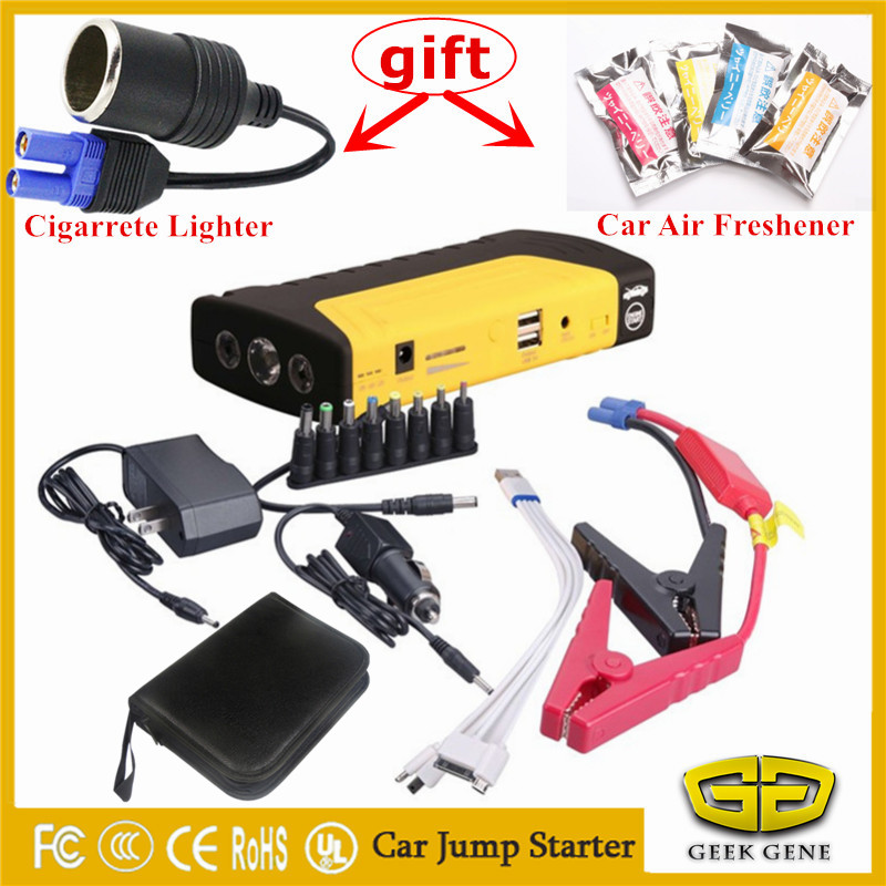 Mini Car Jump Starter Portable Starting Device Power Bank Mobile 600A Car Charger For Car Battery