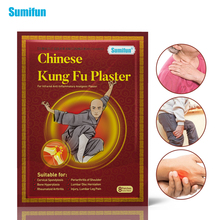56pcs/7bags Medical Plasters Pain Patches For Joint Back Knee Arthritis Treatment Chinese Medicine D1856