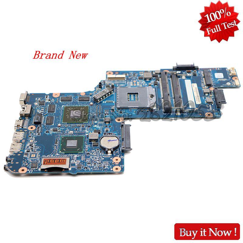 NOKOTION NOVO laptop motherboard Para Toshiba Satellite C850 L850 15.6 polegada tela H000052750 H000052580 placa Principal HD 7670 M DDR3