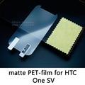 Lucent brilhante Fosco Matte Anti glare Película Protetora de Vidro Temperado protetor de tela para htc one sv c520e au c520c c525c C525e