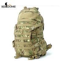 Tactical Backpack Camping Hiking Hunting Climbing Army Rucksack Sport Bag Outdoor Professional Mountaineering Backpacks XA149WD