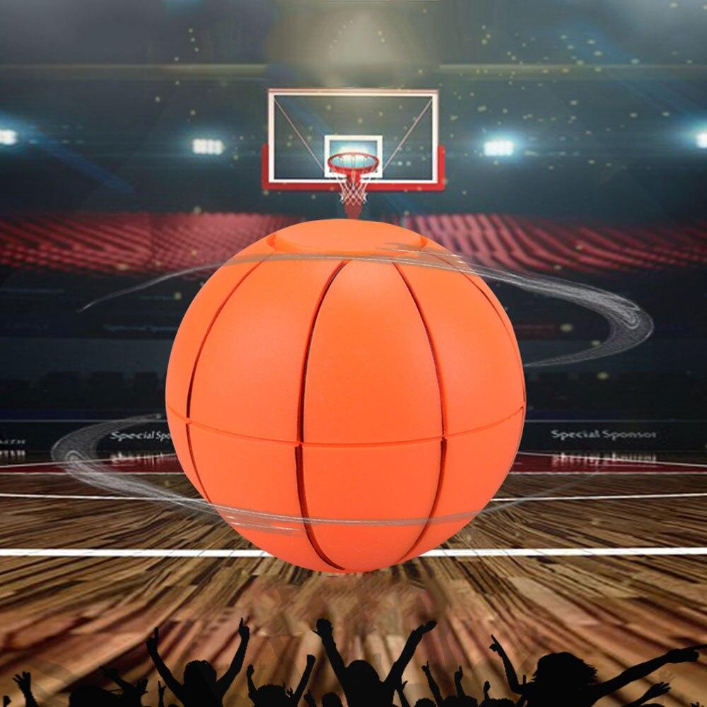 Fußball Spielzeug Spaß Kreative Stress Reduktion Kunststoff Ball Mit Pfeife Stress Reduktion Mini Finger Spielzeug GläNzende OberfläChe