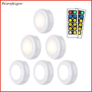 Image 1 - Füllen licht weiß warm weiß led lampe 2 farbe nacht licht closet dekorative licht mit fernbedienung für vitrine