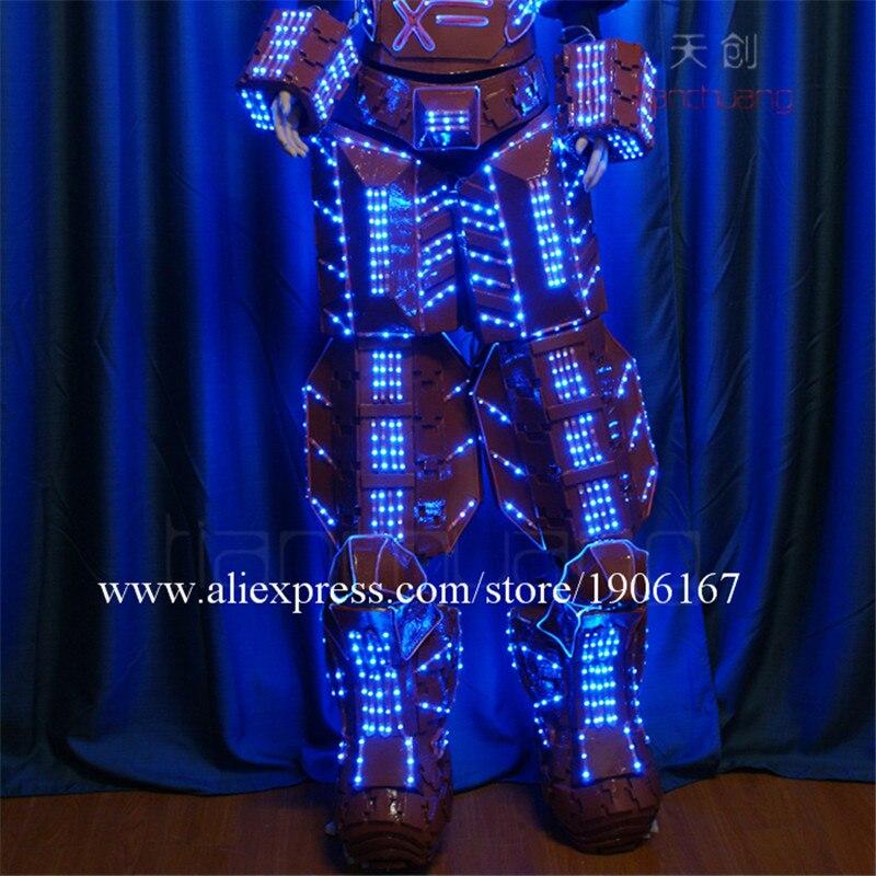 Stilt man LED Robot5