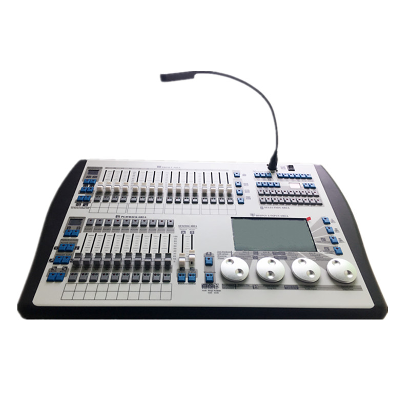 Dmx Stage Light Controller Hand Drawing