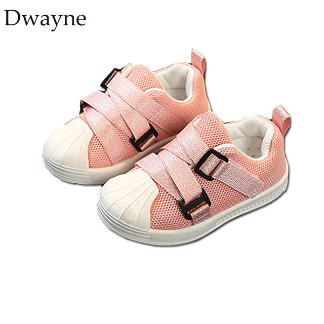 8c6c01f11bc Online Shop Baby Toddler Shoes Girls Boys First Walker Baby Shoes Kids  Casual Shoes Breathable Mesh Shoes Kids Sneakers Flat 2 3 4 5 6 Years