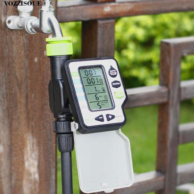 Heißer Verkauf Automatische Bewässerung von Pflanzen Auto Drip Bewässerung Bewässerung System Komponenten Kit Controller Bewässerung Timer Garten Wasser